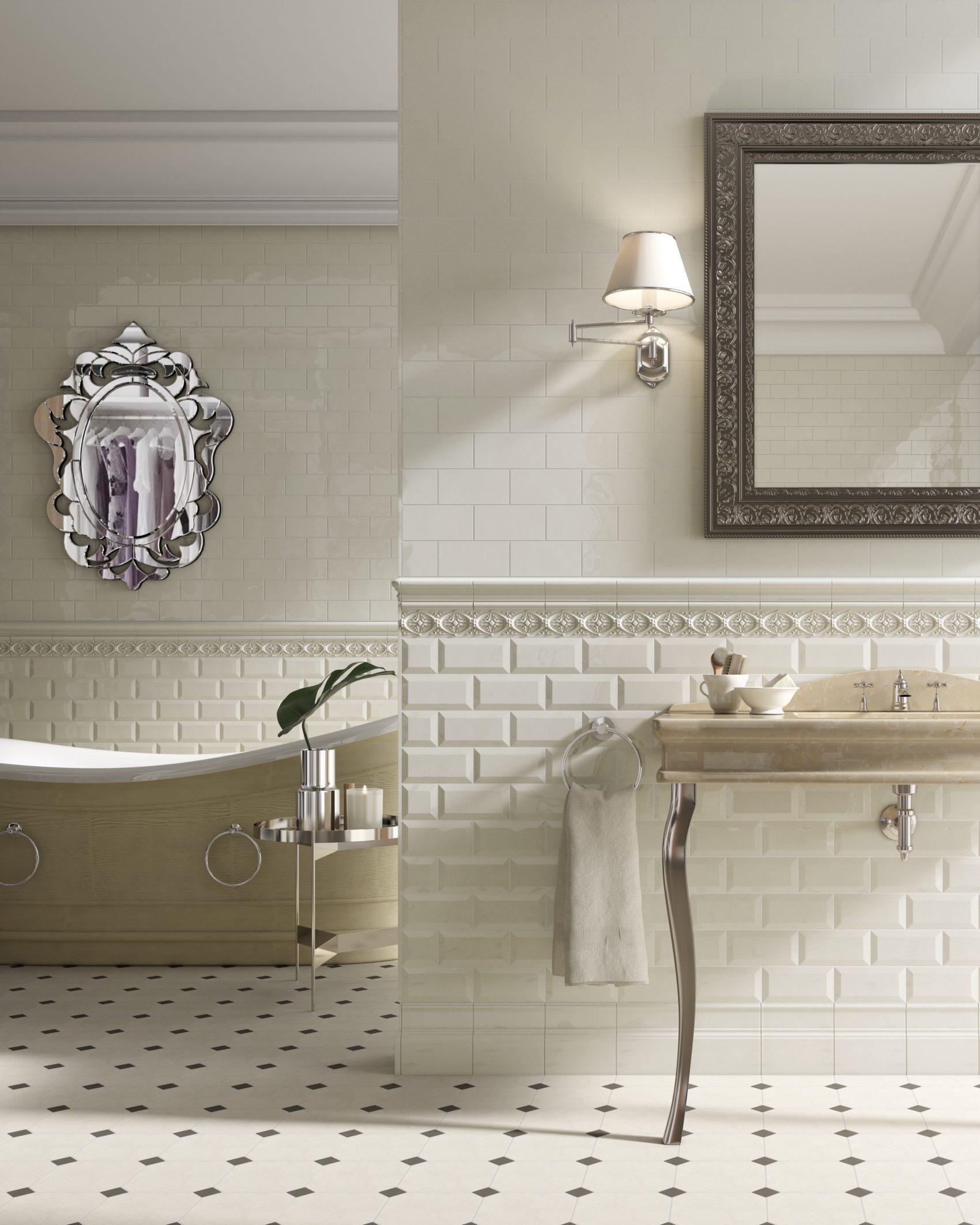 carreaux traditionnel, faïence espagnole, carreaux salle de bain